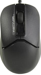 Мышь проводная A4Tech Fstyler FM12 черный