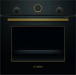 Духовой шкаф Bosch HBJN10YB2R черный