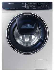 Стиральная машина Samsung WW65K52E69S серебристый