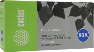 Картридж Cactus CS-CF280A