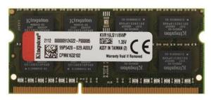 Оперативная память Kingston [KVR16LS11/8WP] 8 Гб DDR3
