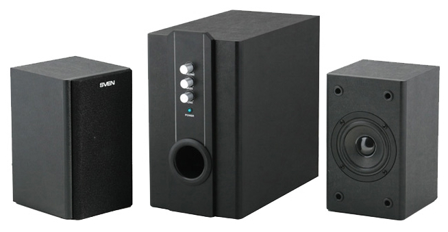 Колонки Sven SPS-820 черный