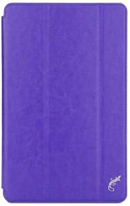 Чехол G-Case Slim Premium для Samsung Galaxy Tab A7 фиолетовый