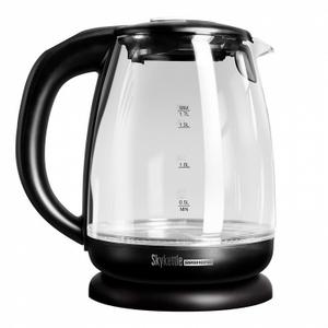 Чайник электрический Redmond RK-G210S черный