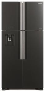 Холодильник Hitachi R-W 662 PU7X GGR черный
