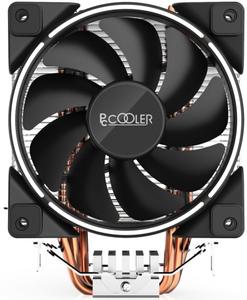 Кулер для процессора PCCooler GI-X3B