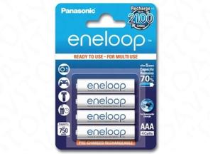 Батарейка Panasonic Eneloop (4 шт)