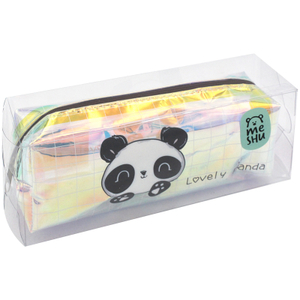 "Пенал мягкий 200*90*60 MESHU ""Lovely panda"", ПВХ"