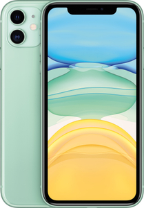 Смартфон Apple iPhone 11 MHDV3RU/A NEW 256 Гб зеленый