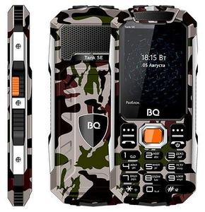 Сотовый телефон BQ 2432 Tank SE зеленый
