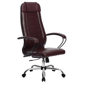 Кресло офисное Метта Комплект 28 (БЕЗ ОСНОВАНИЯ) красный