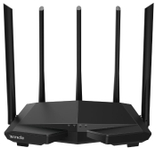 Маршрутизатор TENDA <AC7> AC1200 Smart Dual-Band WiFi Router (3UTP 100Mbps, 1WAN, 802.11a/b/g/n/ac)