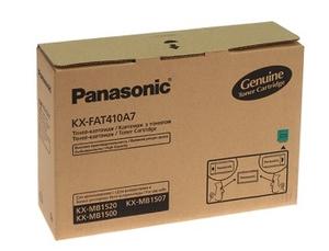 Тонер-картридж Panasonic KX-FAT410A7