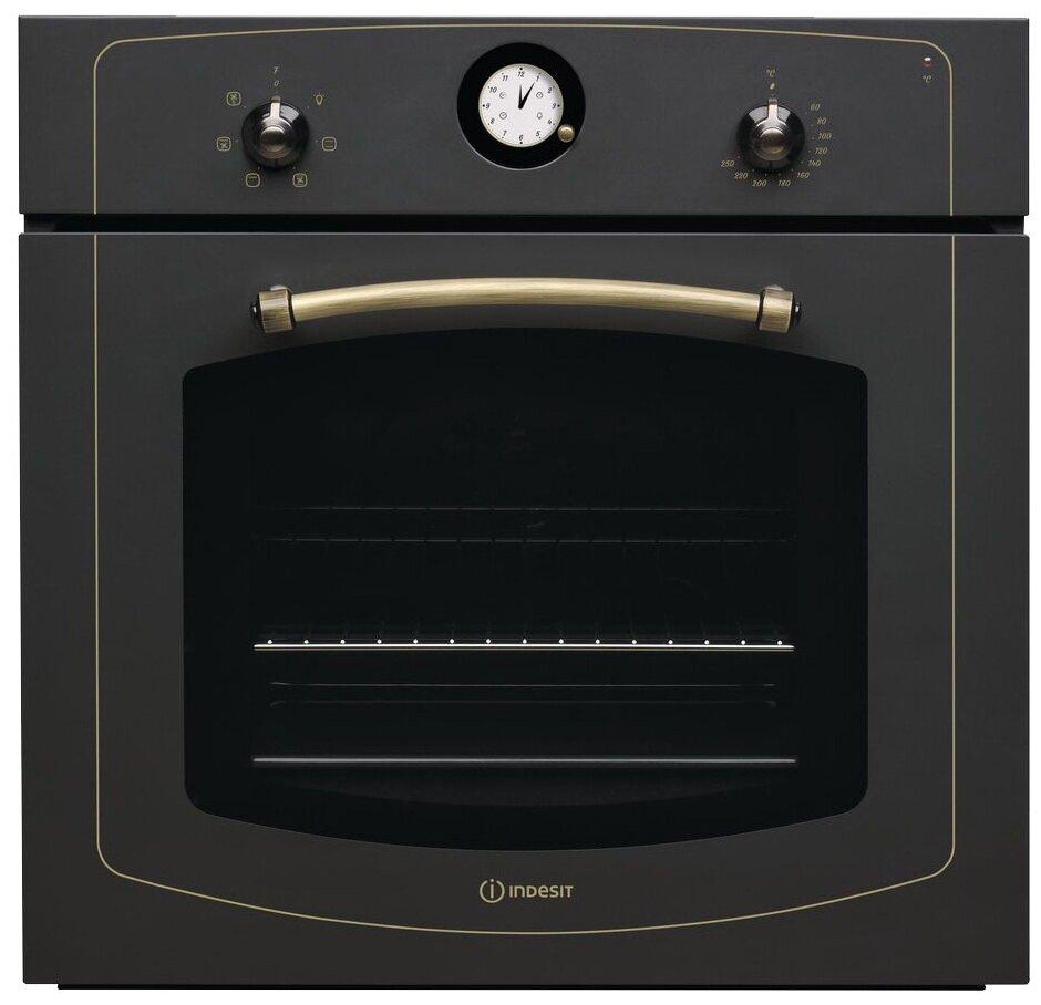 Духовой шкаф Indesit IFVR 500 AN черный