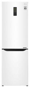 Холодильник LG GA-B419SQUL белый