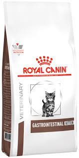 Royal Canin Kitten Gastrointestinal cухой корм  котят при заболеваниях желудочно-кишечного тракта 400г