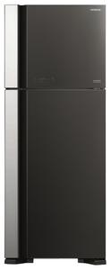 Холодильник Hitachi R-VG 542 PU7 GGR черный