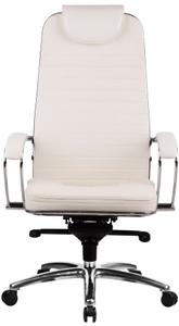 Кресло офисное Метта Комплект 6 (БЕЗ ОСНОВАНИЯ) белый