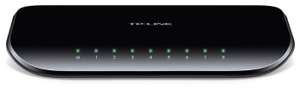 Коммутатор (switch) TP-LINK TL-SG1008D
