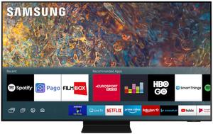"""Телевизор Samsung QE75QN90AAUXRU 75"""" (191 см) черный"""