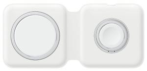 Беспроводное ЗУ Apple MagSafe Duo [MHXF3ZE/A] белый