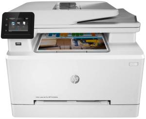 МФУ лазерный HP Color LaserJet Pro MFP M283fdn