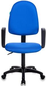 Кресло офисное Бюрократ CH-1300N синий