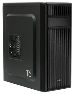 Корпус Zalman T6 без БП черный