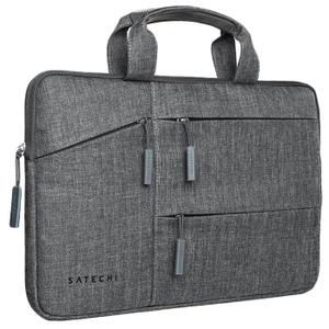 Сумка Satechi Water-Resistant Laptop Carrying серый