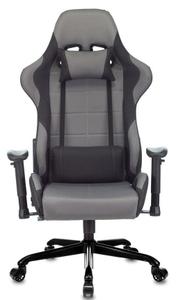 Кресло игровое Бюрократ 771N серый