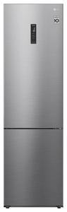 Холодильник LG GA-B509CMUM серебристый