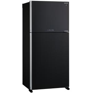 Холодильник Sharp SJXG60PMBK черный