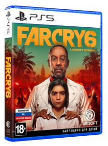 Игра для PlayStation 5 Far Cry 6