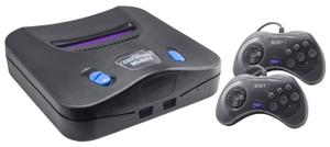 Игровая приставка SEGA Retro Genesis Modern + 170 игр + 2 джойстика