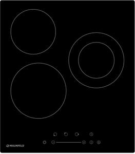 Электрическая варочная поверхность MAUNFELD EVCE.453.D-BK черный