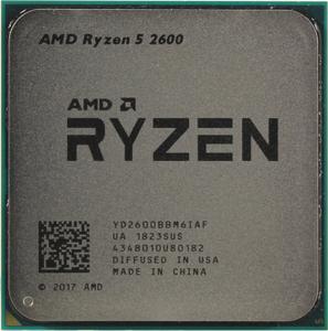Процессор AMD Ryzen 5 2600 OEM