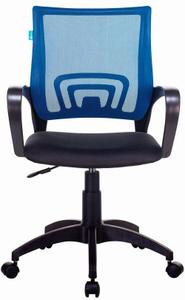 Кресло офисное Бюрократ CH-695NLT синий
