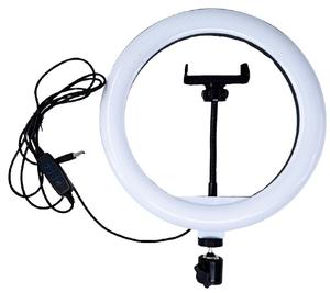 LED Лампа QX-260, 26см + штатив