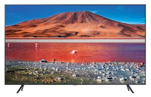 "Телевизор Samsung UE43TU7090UXRU 43"" (109 см) серый"