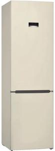 Холодильник Bosch KGE39XK21R бежевый