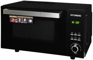 Микроволновая печь Hyundai HYM-D2073 черный