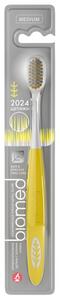 Зубная щетка Silver для комплексного ухода Biomed Splat