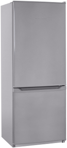 Холодильник Nordfrost NRB 121 332 серебристый