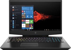 Ноутбук игровой HP Omen 17-cb1055ur (2X0S9EA) черный