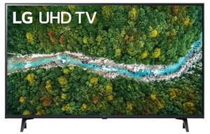 """Телевизор LG 43UP77506LA 43"""" (108 см) черный"""