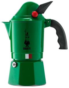 Гейзерная кофеварка Bialetti Break Alpina