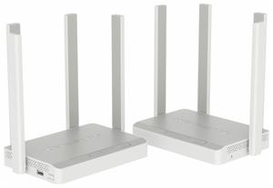 Wi-Fi система (комплект) Keenetic Extra + Air AC1200 [KN-KIT-001]