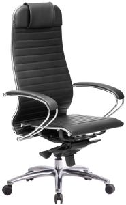 Кресло офисное Samurai K-1.04 черный
