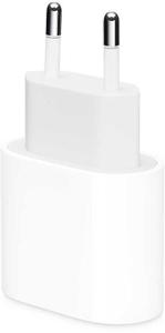Сетевое ЗУ Apple MHJE3ZM/A белый
