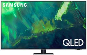 """Телевизор Samsung QE85Q77AAUXRU 85"""" (215 см) черный"""